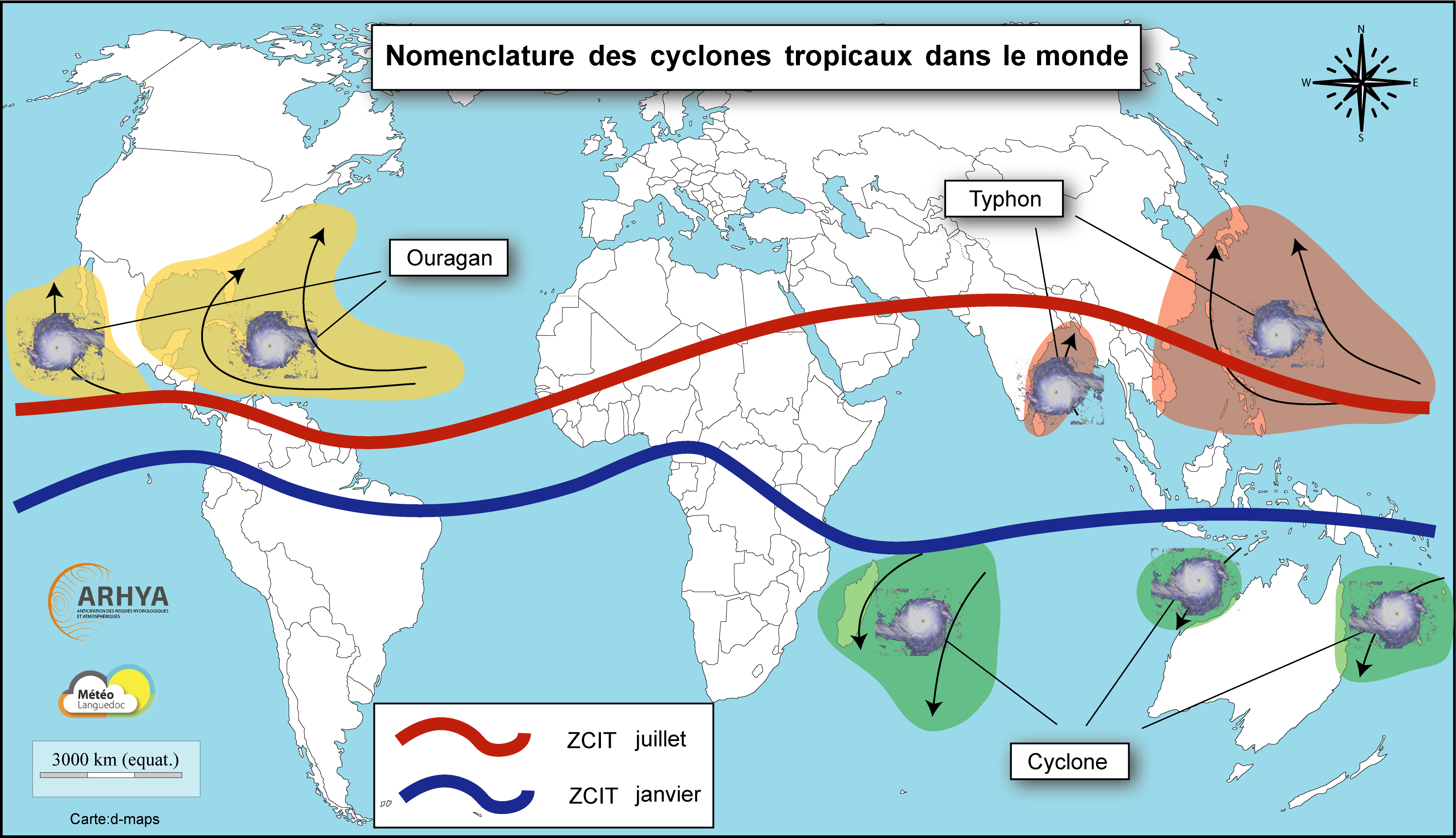 Sc nes de d solation apr s le passage de l 39 ouragan irma - Difference entre droit de passage et servitude ...